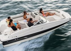 Bayliner, deck boats, 190 db
