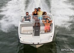 Bayliner, deck boats, 190 db