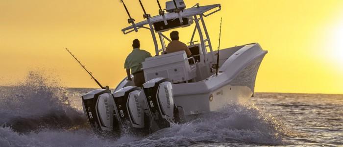motor, popa, evinrude, outboard, e-tec, g2, 300 hp, 250 hp, 225 hp, 200 hp