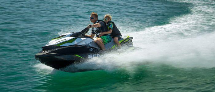 sea-doo, gti, se, 130, moto aquática, diversão, família, água