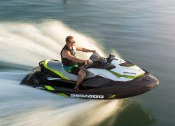 sea-doo, gti, se, 155, moto aquática, diversão, família, água