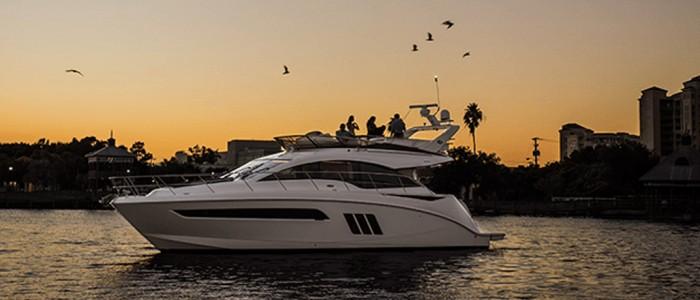 sport yachts, sundancer, flybridge, 510