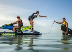 sea-doo, wake, 155, moto aquática, esportes, wakeboard, wakeskate, esqui, diversão na água