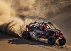 Maverick X3 TurboR XRS 2018 Sanautica
