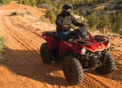 outlander 570, can-am, atv, quadriciclo, sanautica