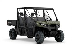 Can-Am Defender Max DPS 2019