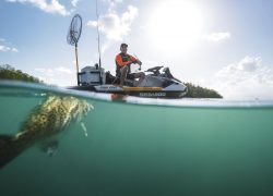 Sea-Doo Fish Pro conquista prêmio da revista Boating Industry
