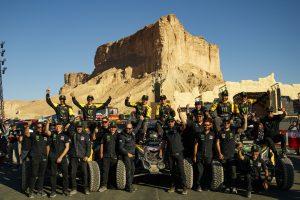 Rally Dakar – Can-Am domina disputa e é campeã dos UTVs pelo terceiro ano consecutivo