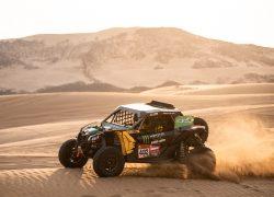 Can-Am lidera ranking dos UTVs no primeiro dia do Rally Dakar 2020