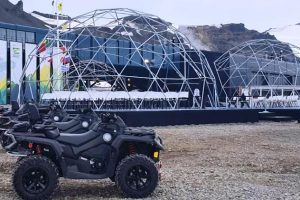 Quadriciclo BRP Can-Am Outlander 650. Imagem: Divulgação