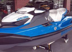 SEa-Doo GTX 155, Rotax 1503, jet-ski, 3 lugares, náutica