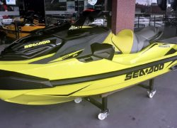 SEa-Doo RXT-X 2019, Rotax 1630 ACE, 3 lugares, Supercharged, náutica, 300 hp