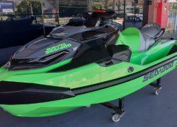 SEa-Doo RXT-X 300, 2020, jet-ski, Rotax 1630 ACE, embarcação, som Bluetooth